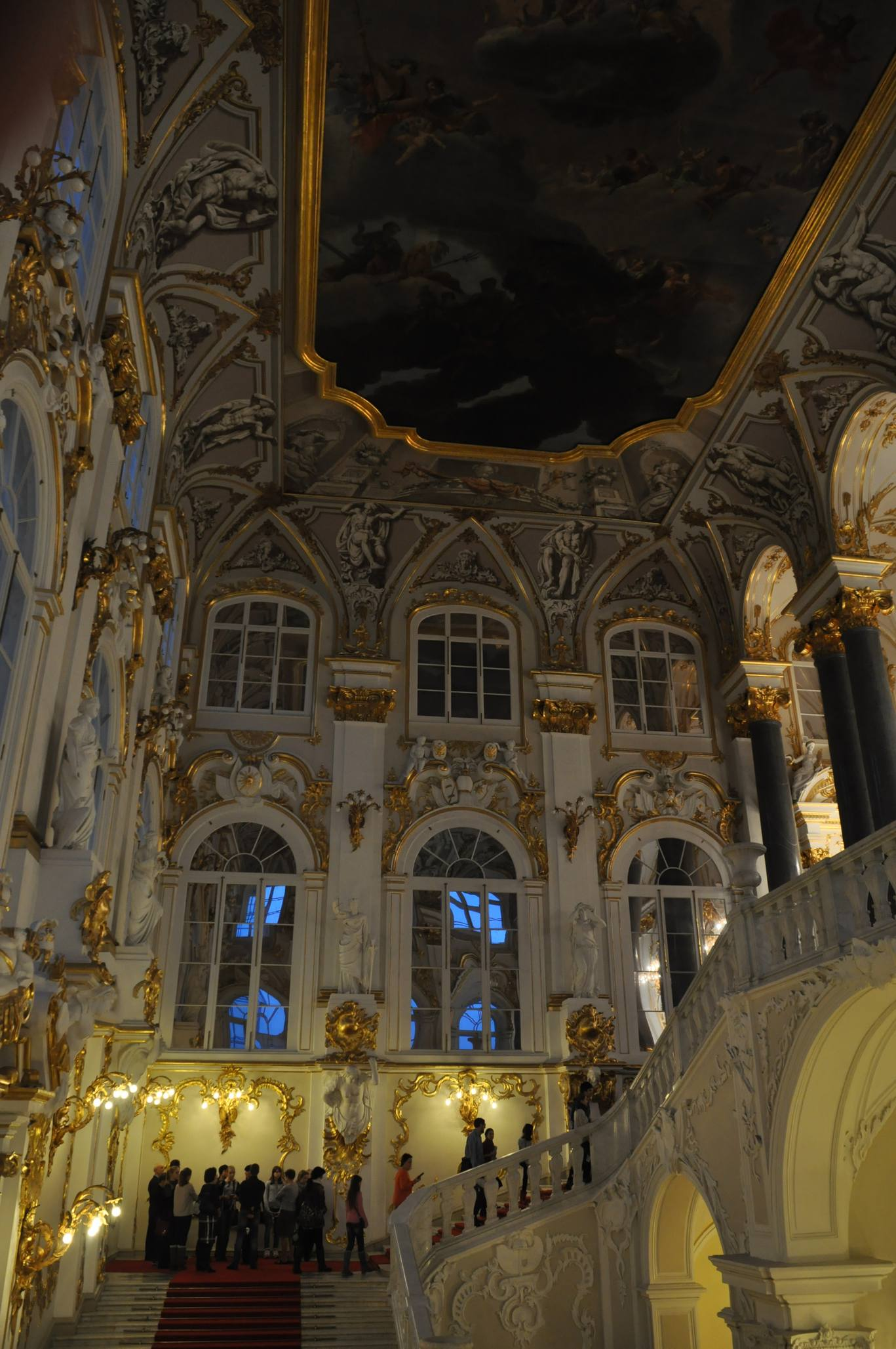 Экскурсия в санкт петербург